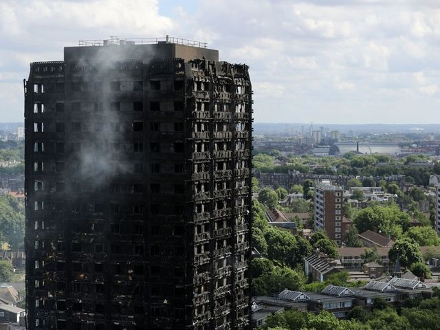 How the UK's tower block crisis has spread in one graphic