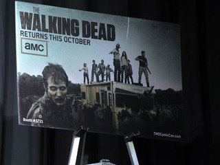 Report: 'Walking Dead' stuntman fell head-first