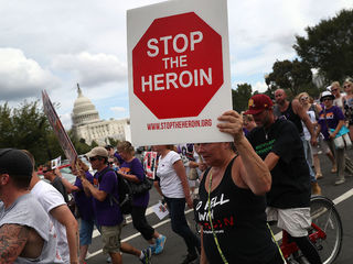 US drug overdose deaths reach a new record high