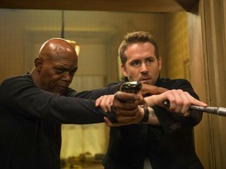 Reviews can't slow down 'The Hitman's Bodyguard'