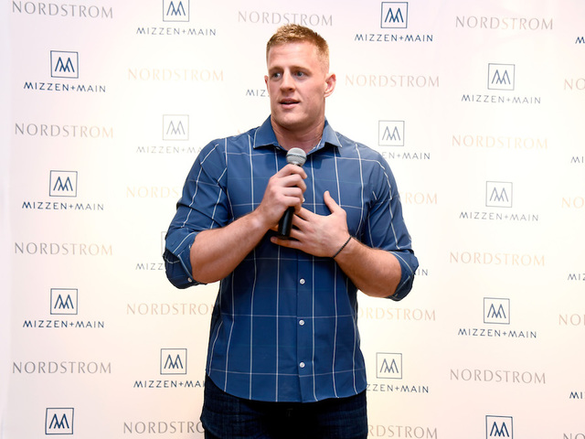 Houston Texan JJ Watt's Harvey Fundraiser Has Raised More Than $10 Million