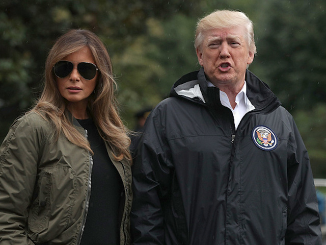 Trump Promises $1 Million Of Personal Funds To Aid Harvey Victims