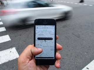 Your Uber info could end up in the wrong hands
