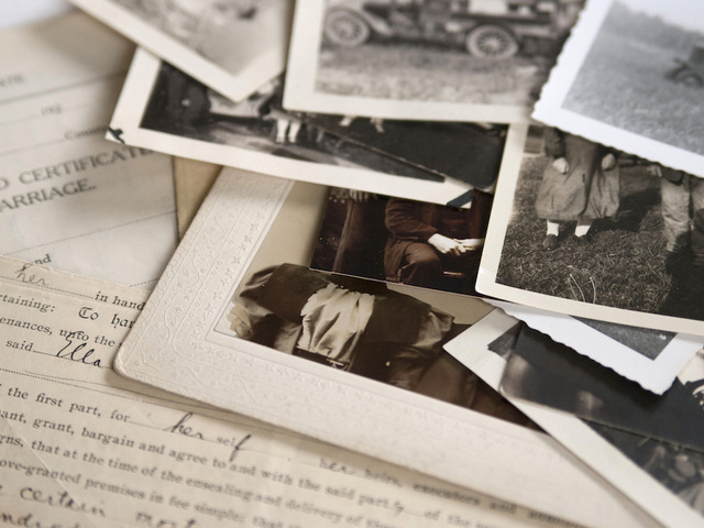 want to write your family history here s how to get started kshb