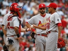 Cardinals, not Royals, show up in Show-Me Series