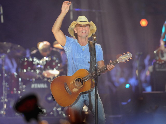 Kenny chesney is returning to kansas city will perform at arrowhead kenny chesney performs onstage during the 2015 cmt music awards at the bridgestone arena on june 10 2015 in nashville tennessee m4hsunfo