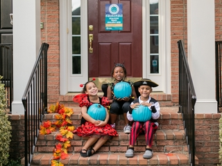 Teal pumpkins raise food allergy awareness