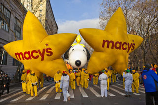 Macy's releases its Thanksgiving parade lineup