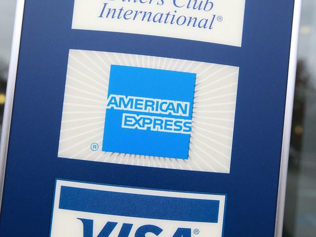 American Express Deposit