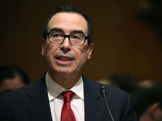 Steve Mnuchin clears Senate procedural hurdle