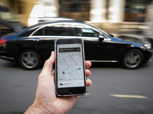Man charged $18518 for 20-min Uber ride in Canada