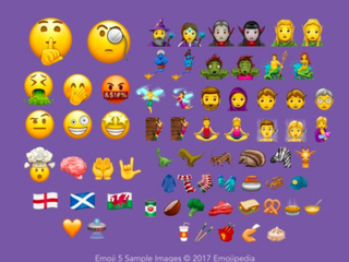 New emojis coming to iPhones