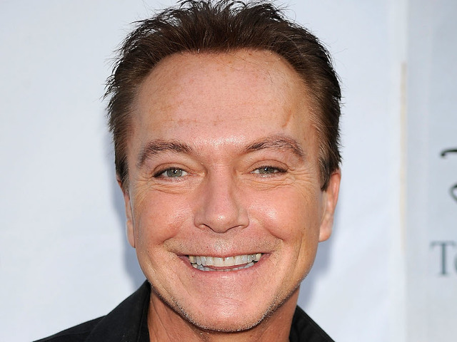 David Cassidy 'conscious after induced coma'