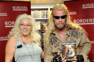 Dog the Bounty Hunter says wife is cancer-free
