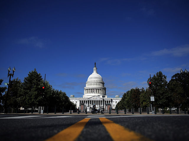 House Passes Two-Week Stopgap Bill to Keep Government Funded