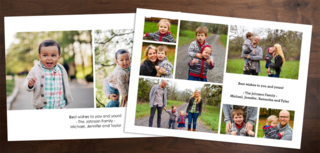 Amazon Prints: Cards are 60 percent off