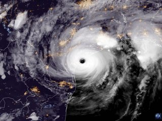 Study: Climate change intensified Harvey's rains
