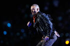 Watch: Justin Timberlake performs at halftime