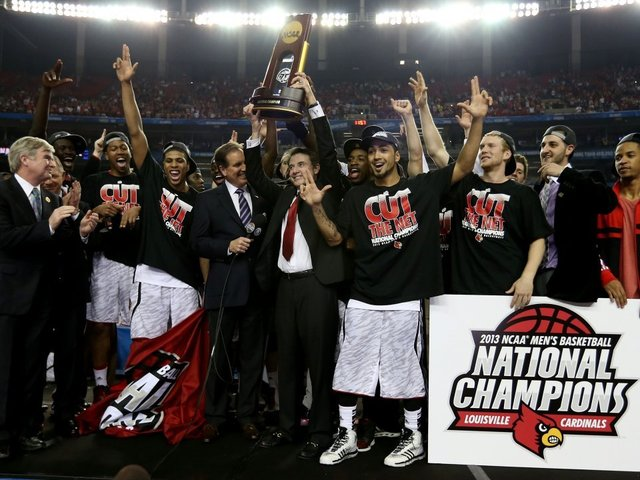 Louisville stripped of 2013 National Championship