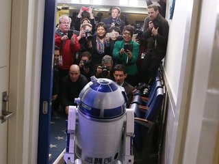 'Star Wars' is helping us build better robots