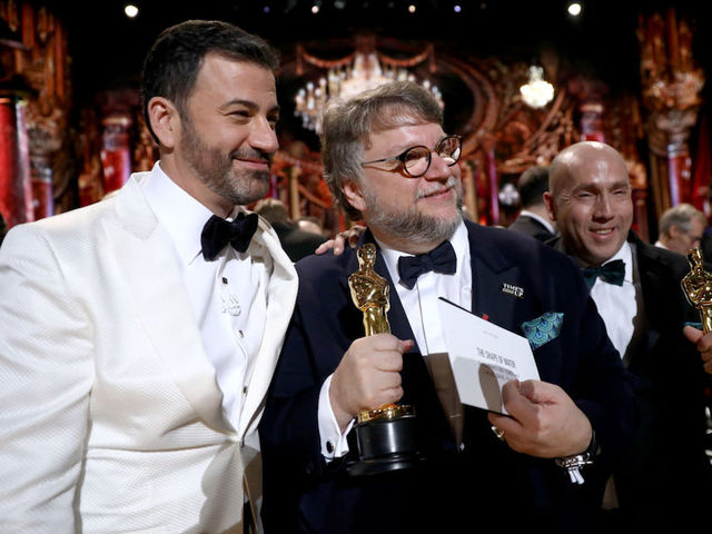 Toronto producer wins Oscar for 'The Shape of Water'