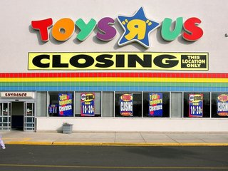 Toys-R-Us Bankruptcy: What's next