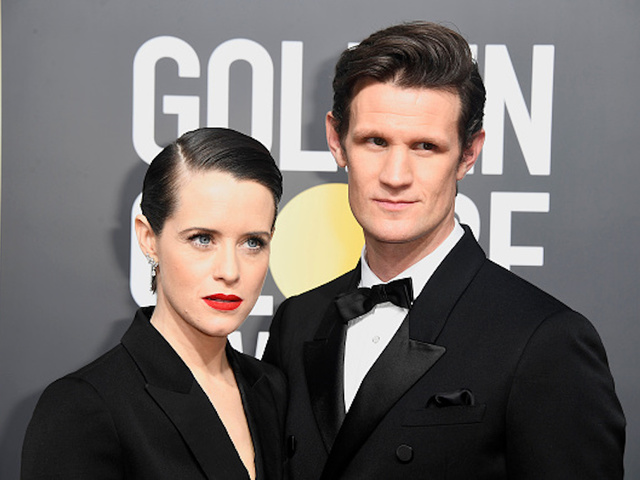 The Crown's Claire Foy was paid less than her co-star Matt Smith