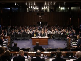 Congress struggles with Facebook data questions