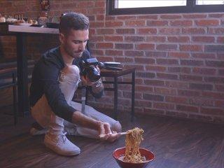 Dream jobs: Justin Schuble, food influencer
