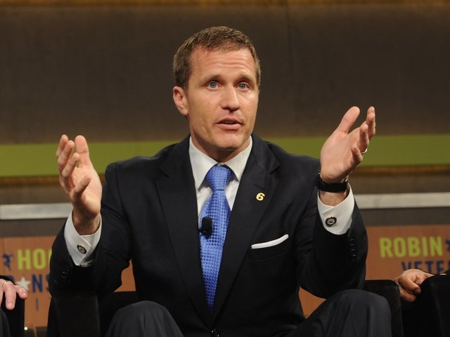 Judge denies deposition request in Greitens' criminal trial