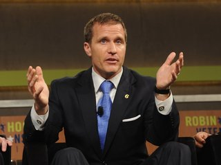 Missouri's governor faces another felony charge