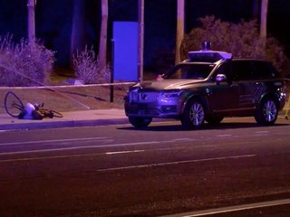 Backup driver in fatal Uber crash may be charged