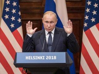Putin denies 2016 US election interference