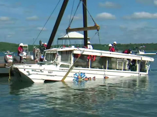 Coast Guard: Boat shouldn't have been on water