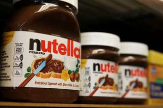 Get paid to live in Italy and eat Nutella