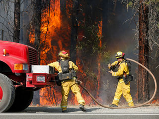 Carr Fire: 1,000 structures destroyed, damaged