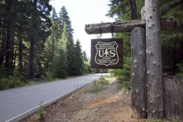 The U.S. Forest Service is hiring 1,900 staffers