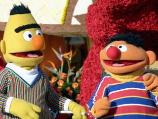 No, Bert and Ernie aren't gay