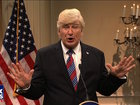 Baldwin likely back to play Trump on SNL