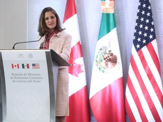 Canada could be left out of US-Mexico trade deal