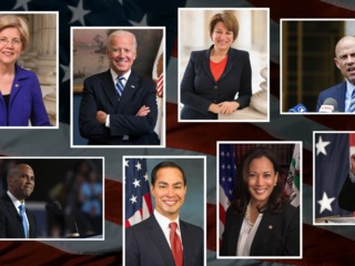 2020 president election top of mind post-midterm