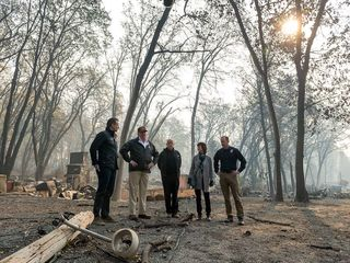 Wildfires haven't changed Trump's climate views