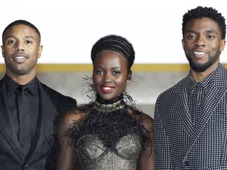 'Black Panther' earns 3 Golden Globe nominations